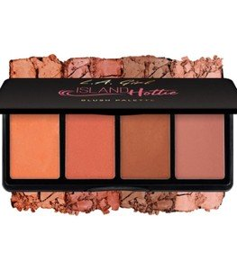 Island Hottie Blush Palette -